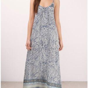 TOBI. Maxi Dress. Size M.